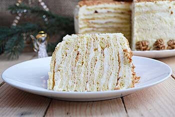 Как приготовить творожный торт в домашних условиях