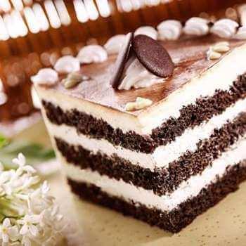 простой черемуховый торт