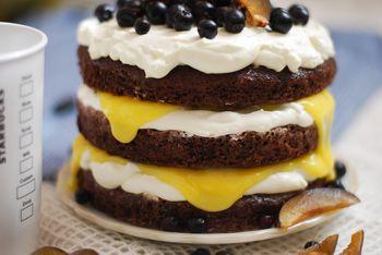 черемуховый торт низкокалориный
