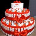 торт киндер сюрприз