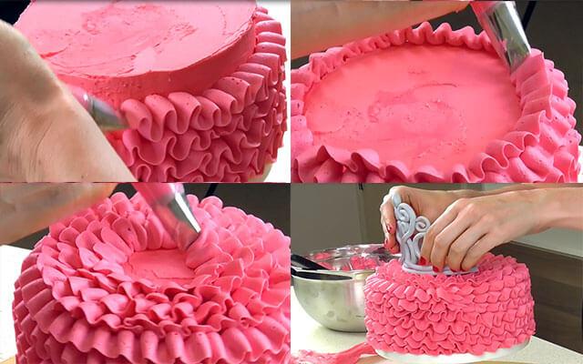 Красивые торты как сделать и из чего 269