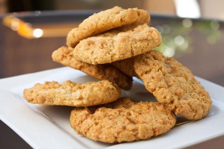 Испечь песочное печенье быстро и вкусно