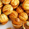 Печенье орешек со сгущенкой – вкус детства