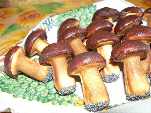 Рецепт грибочков для советской