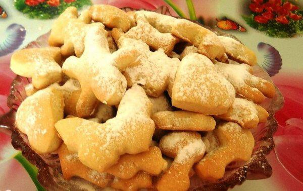Вкусное печенье из рассола рецепт с фото