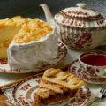 Вкусные торты к чаю