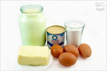 Ингредиенты-для-слоеного-торта-«Наполеон»2