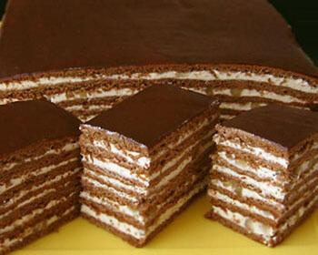 Спартак торт