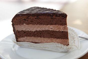 пражский торт в мультиварке