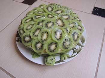 торт Черепаха на сковороде