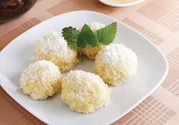 кокосовое пирожное рафаэлло