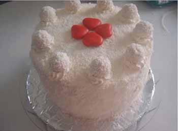 рафаэлло торт в мультиварке
