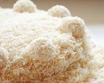 торт рафаэлло бисквитный