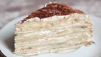 Торт минутка в домашних условиях