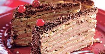 торт Микадо в домашних условиях