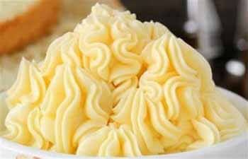 белковый масляный крем