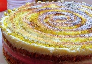посыпка как украшение торта