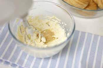 творожный крем с желатином