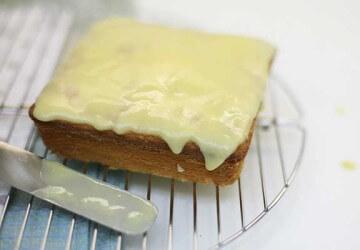 декорирование торта сгущенным молоком