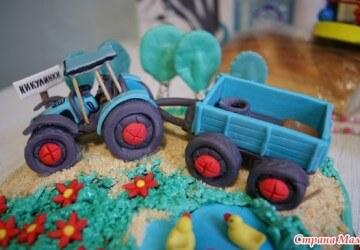 новые идей для трактора6