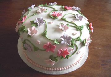 торт на день рождение женщине2