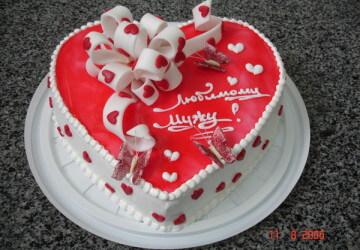 торт на день рождение мужчине3