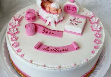 торт на день рождение8