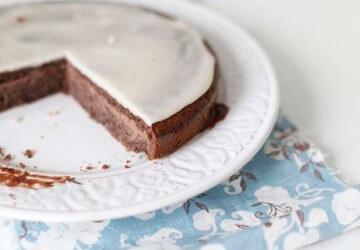 украшение торта сахарной глазурью