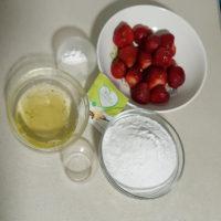 Ингредиенты для торта Павловой