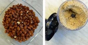 Ингредиенты крема-мусс миндального